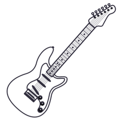 Gitarrenunterricht E-Gitarre und Bass Gitarre Musikschule Düsseldorf Heerdt
